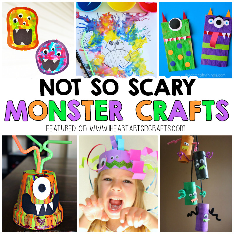 not-so-scary-monster-crafts-for-preschoolers-to-make