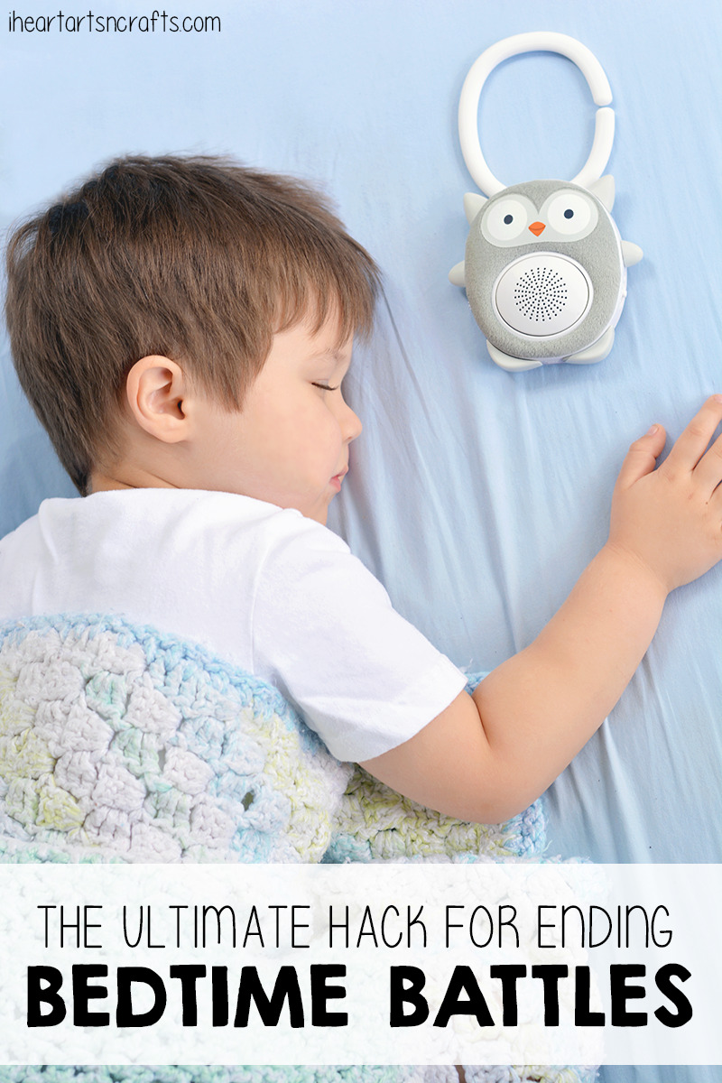 The Ultimate Hack to Ending Bedtime Battles With Your Toddler or Preschooler