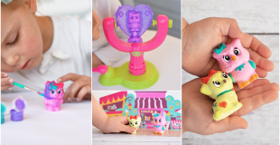 Pet Small World Imaginative Play – Create & Play