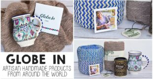 Globe In Artisan Box – Artisan Made Products From Around The World