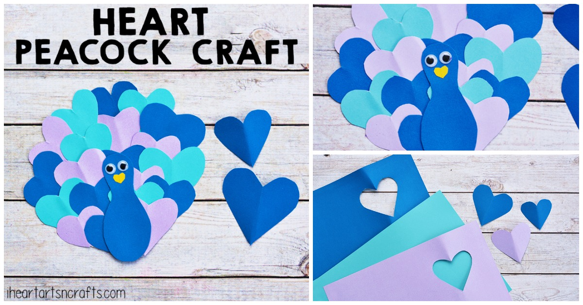 Simple Valentine Crafts For Preschoolers