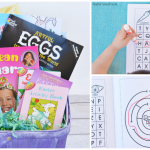 Arts and Crafts Easter Basket Idea + Giveaway ($70 Value)!!