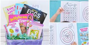 Arts and Crafts Easter Basket Idea + Giveaway ($70 Value)!!