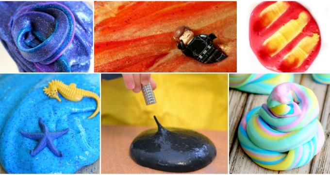20+ Amazing DIY Slime Recipes