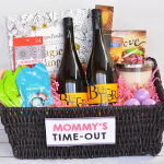"Mother's Day ""Time-Out"" Gift Basket"