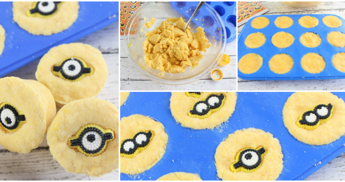Minion Bath Bombs Recipe