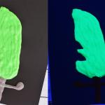 Glow In The Dark Puffy Paint Recipe