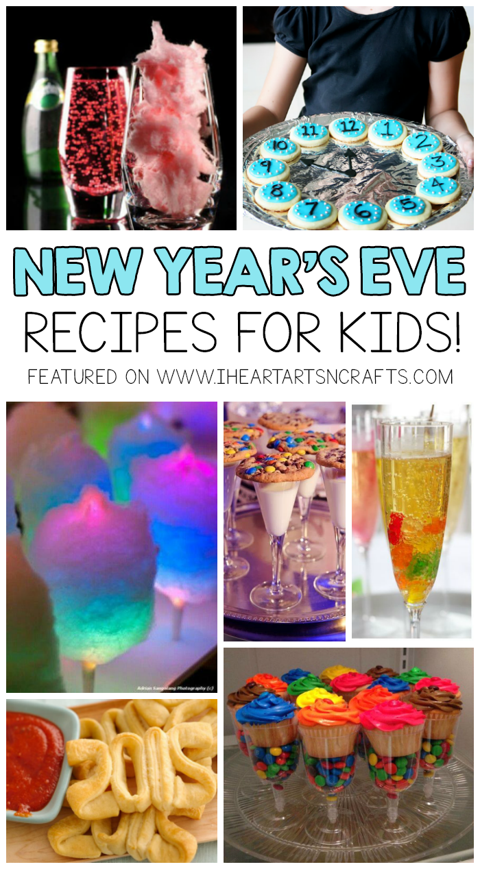 Kid Friendly New Years Eve
