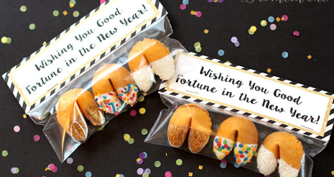 New Years Eve Recipes For Kids