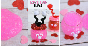 Love Bug Slime