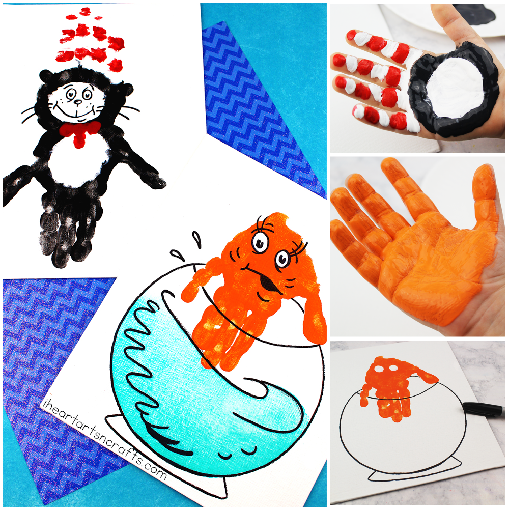 Cat In The Hat Craft Projects
