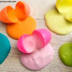 Easter Egg Slime Recipe