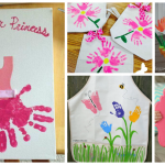 12+ Adorable Handprint Mother's Day Crafts For Kids
