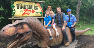 Pittsburgh Zoo and PPG Aquarium – Dinosaurs At The Zoo