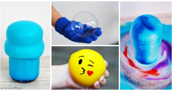 The Coolest Science Experiments For Kids