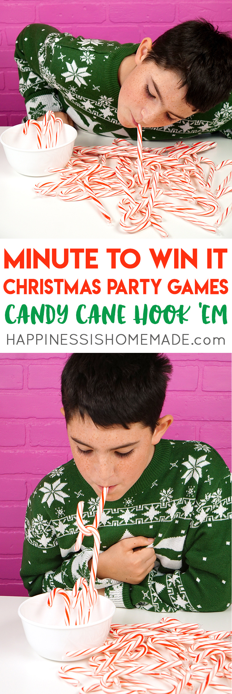 The Best Christmas Party Games For The