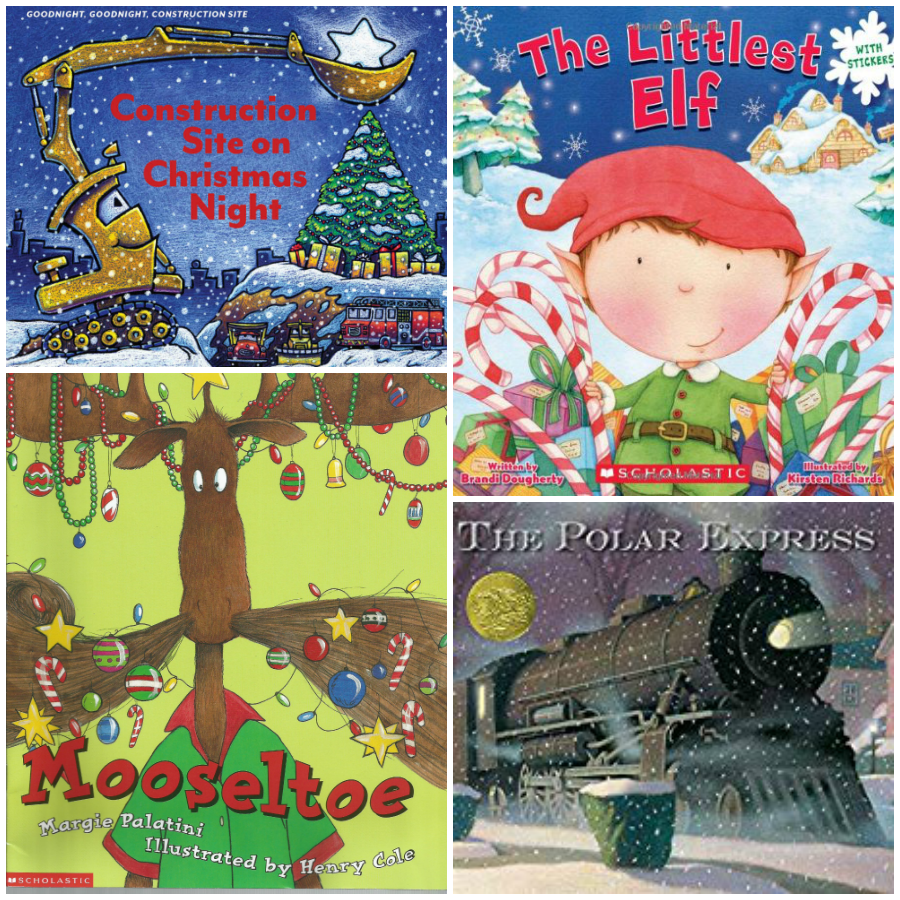 The Best Christmas Books For Kids I Heart Arts N Crafts