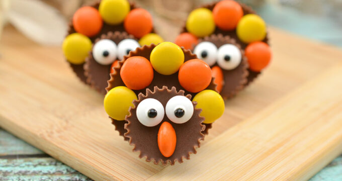 Reese's Candy Turkey Recipe