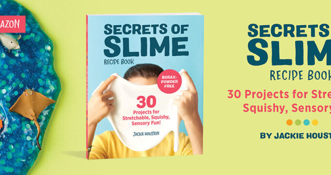 Secrets Of Slime Recipe Book