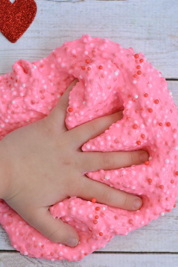 Make our easy Valentine Floam Slime that feels crunchy but still stretchy and moldable! Make our easy Valentine Floam Slime that feels crunchy but still stretchy and moldable! Make our easy Valentine Floam Slime that feels crunchy but still stretchy and moldable!