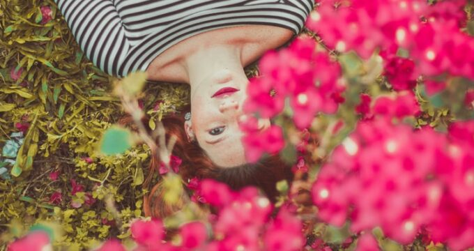 How Flowers Can be a Form of Self Care